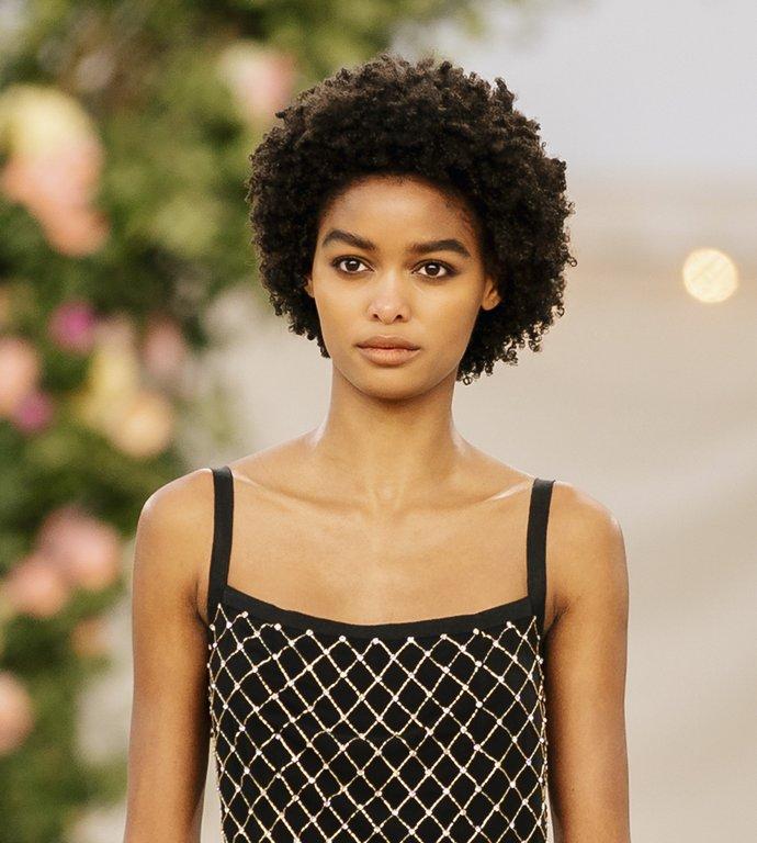 chanel natural hair