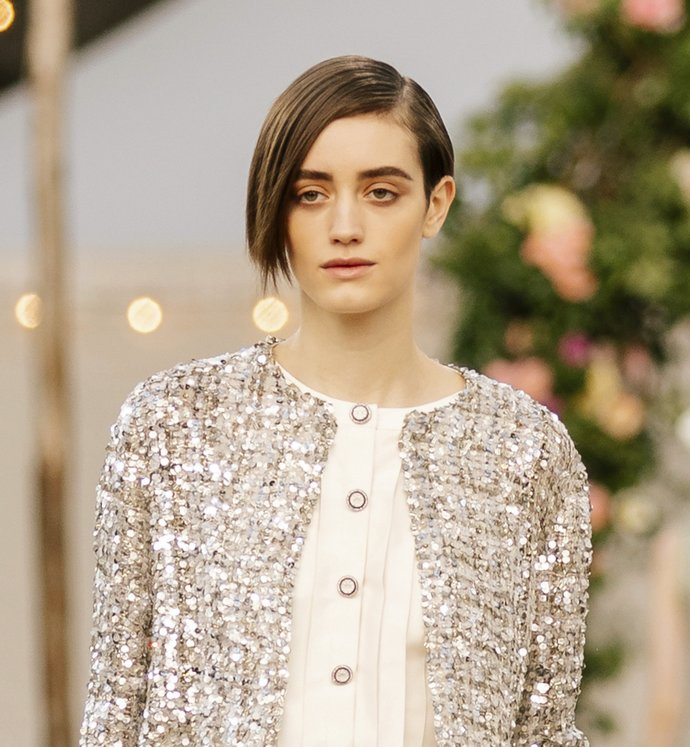 chanel hair trends part