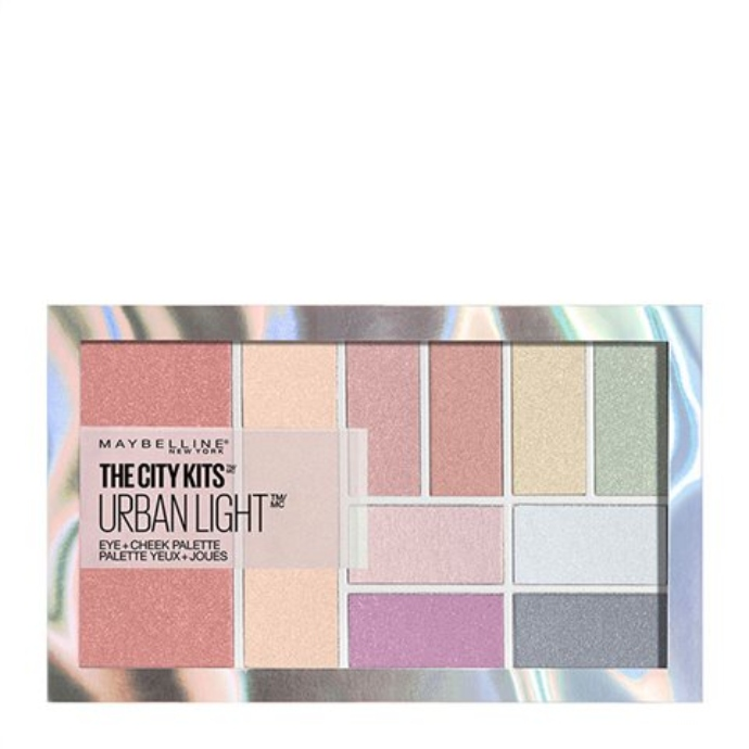 THE CITY KITS ALL-IN-ONE PALETTE MAYBELLINE