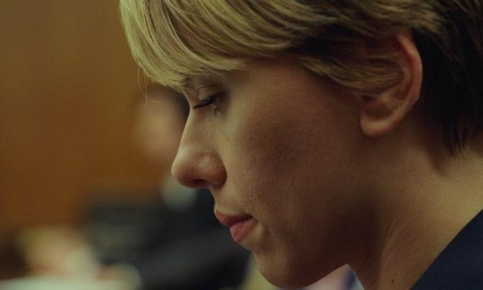 Scarlett Johansson στο Marriage Story