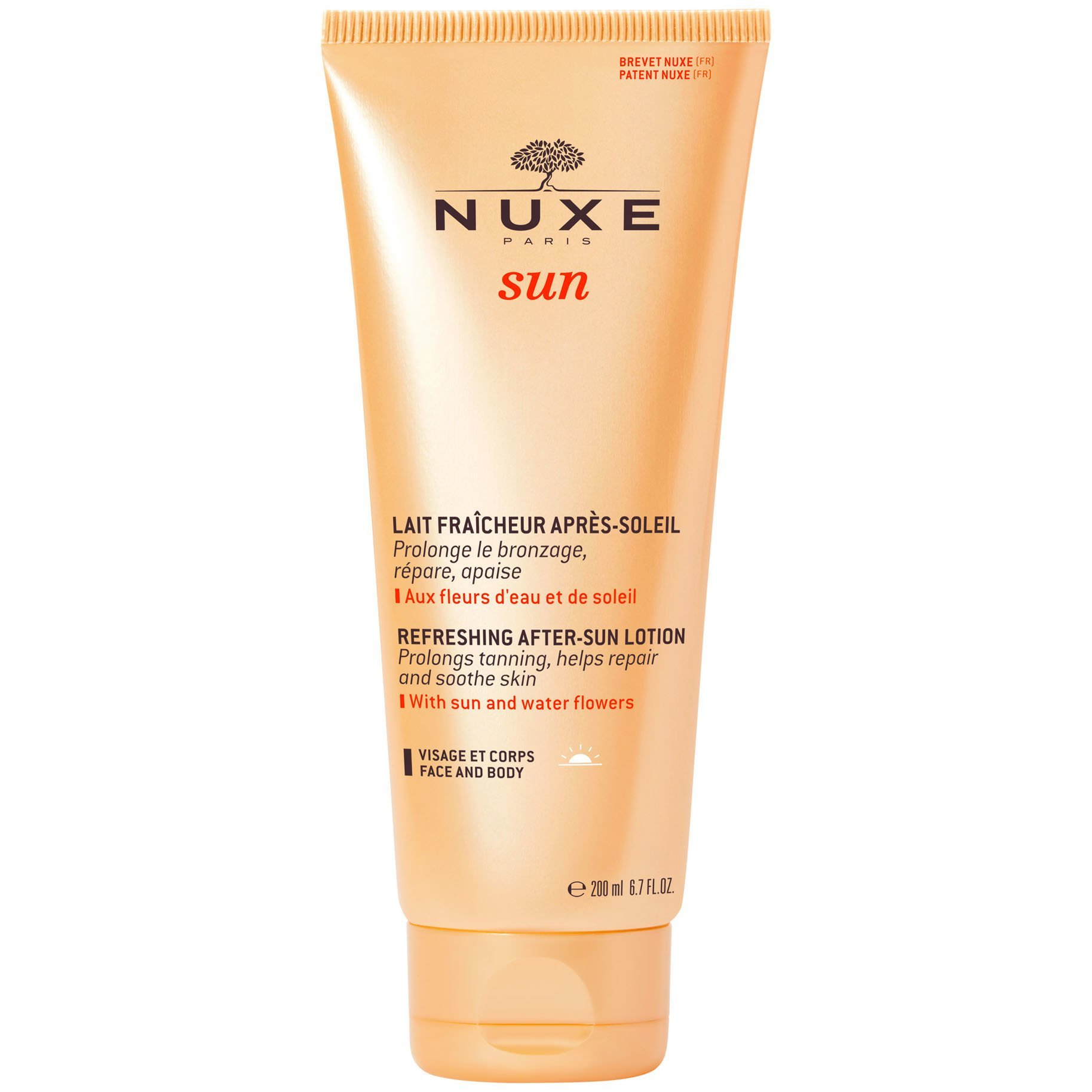 after sun nuxe