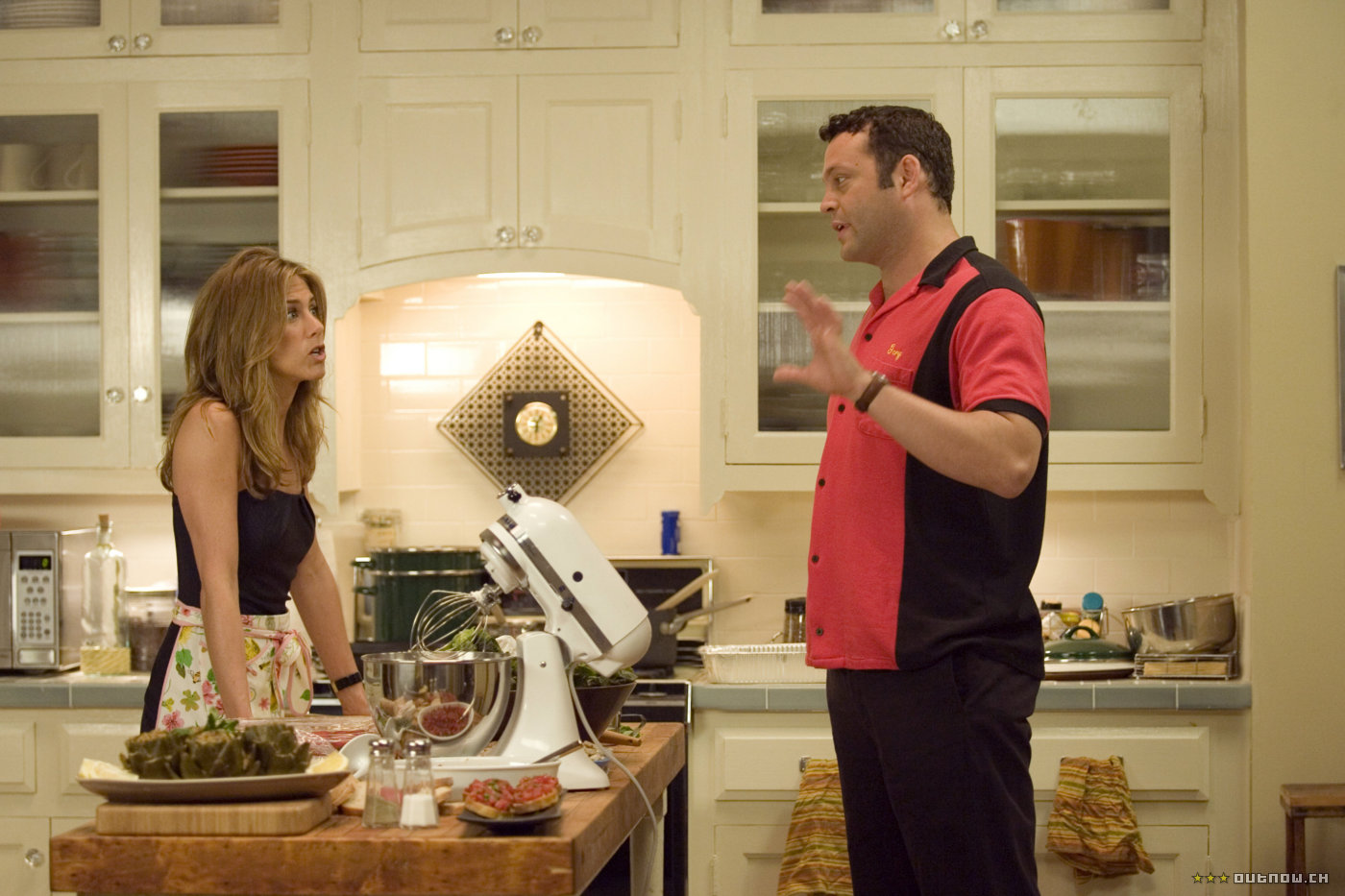 jennifer aniston vince vaughn
