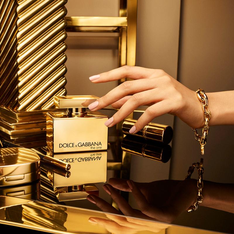 Dolce & Gabbana The One Gold Eau De Parfum Intense