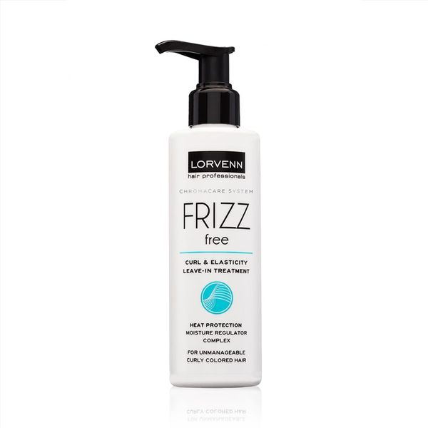 Lovernn Frizz Free Curl Style & Elasticity Leave-In Treatment