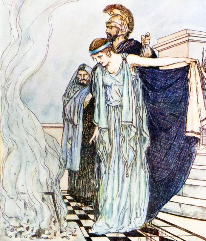 θρυλικές Ελληνίδες μάνες