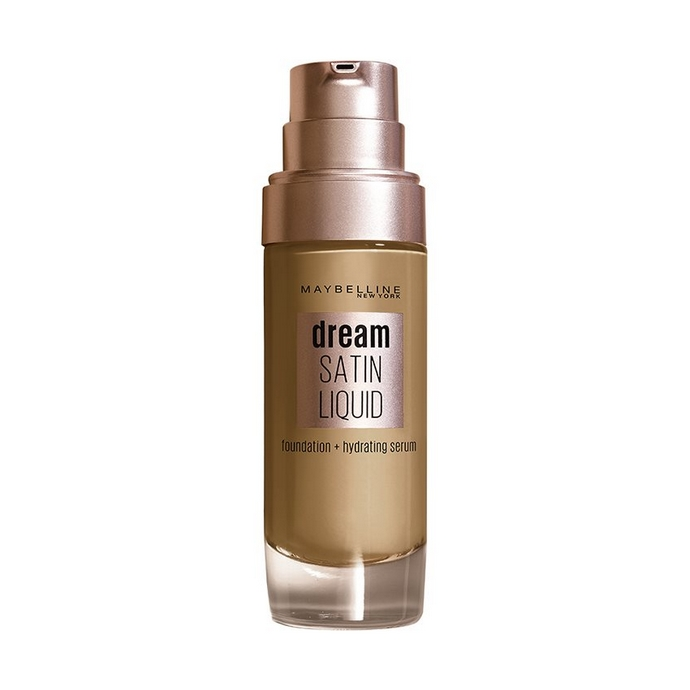 Maybelline Dream Satin Makeu-Up