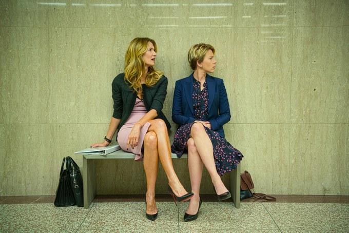 Laura Dern, Scarlett Johansson στο Marriage Story