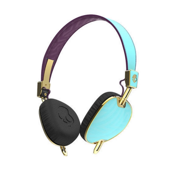 Headphones SKULLCANDY Knockout Μαύρο