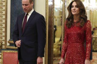 Η πρώτη εμφάνιση της Kate Middleton μετά το Megxit θυμίζει Ανάσταση