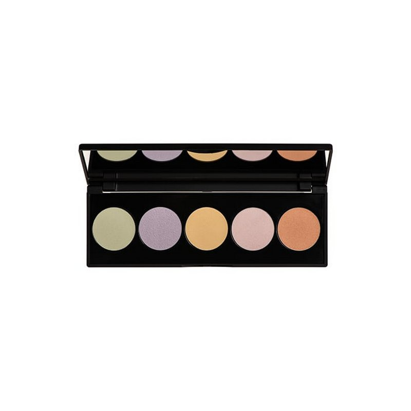Korres Colour-Correcting Pallet Activated Charcoal
