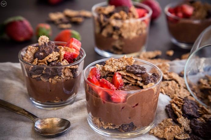γλυκά με λίγες θερμίδες υγιεινά γλυκά
