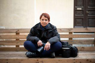 Για τη μαχητική φωτορεπόρτερ, Τατιάνα Μπόλαρη, μία εικόνα είναι χίλιες σκέψεις