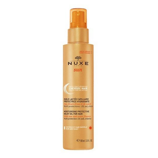 Nuxe Sun Moisturising Protective Milky Oil for Hair Αντηλιακό Μαλλιών