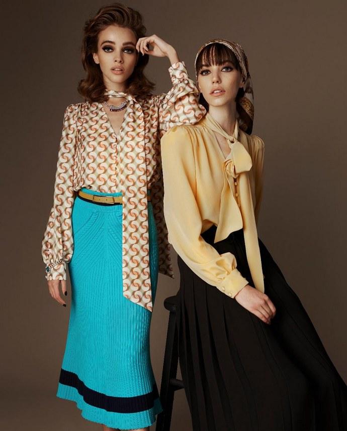 Η πρώτη προσωπική συλλογή ρούχων της Olivia Palermo είναι γεγονός