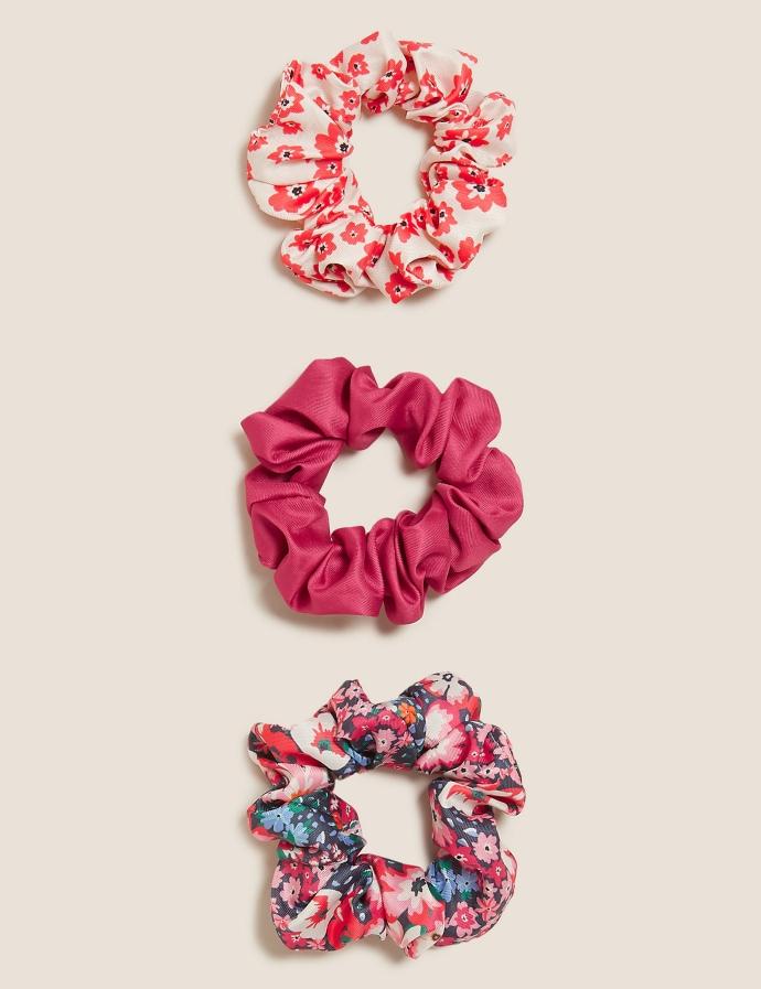 scrunchies (σετ των 3)