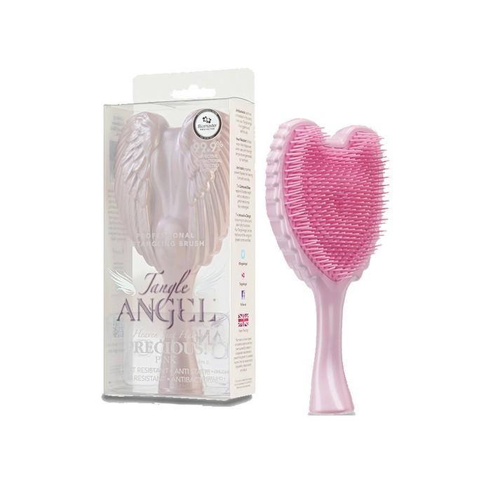 Tangle Angel Cherub Precious Pink