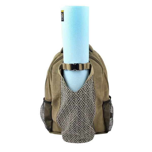 Yoga Backpack, Yoga Mad