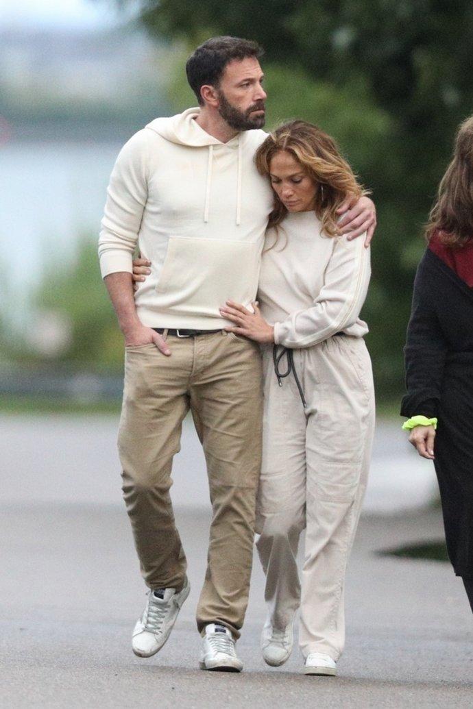Jennifer Aniston Ben Affleck