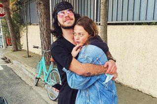 Άγγελος Λάτσιος: Ποζάρει αγκαλιά με την κόρη της Δωροθέας Μερκούρη, Γαία