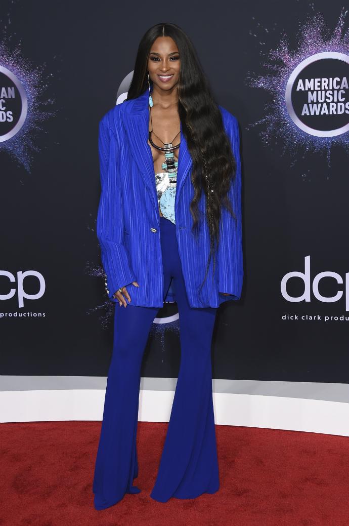 H Ciara στα American Music Awards 2019