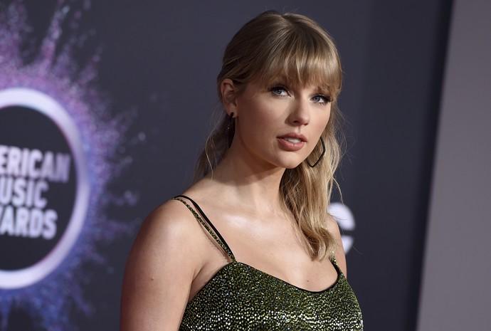 Η Taylor Swift στα AMAs 2019