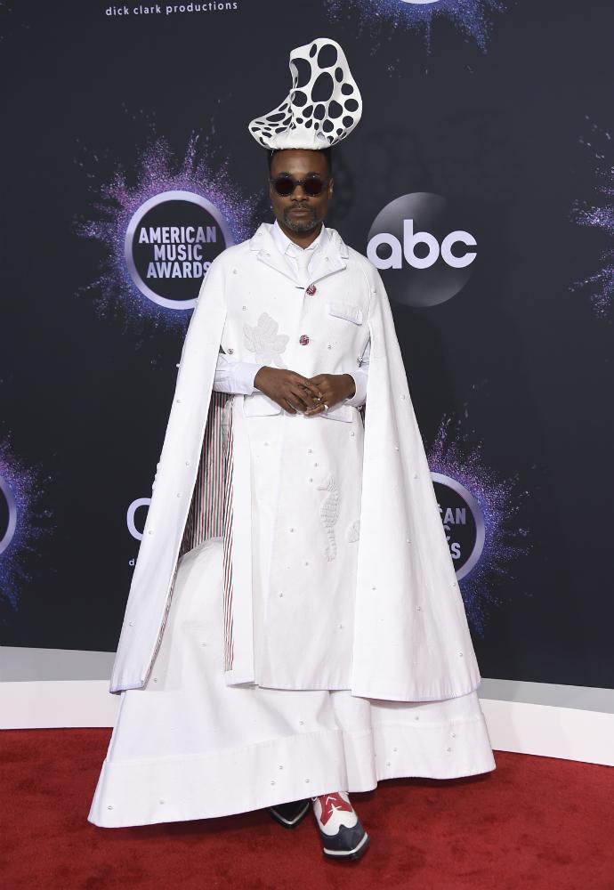 O Billy Porter στα American Music Awards 2019