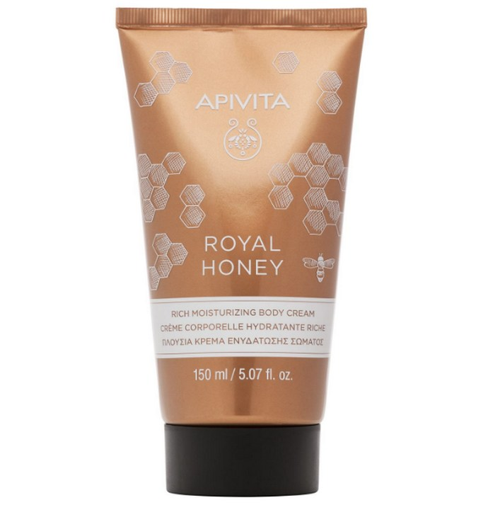 Κρέμα ενυδάτωσης -Apivita Royal Honey Rich Moisturizing Body Cream 150ml
