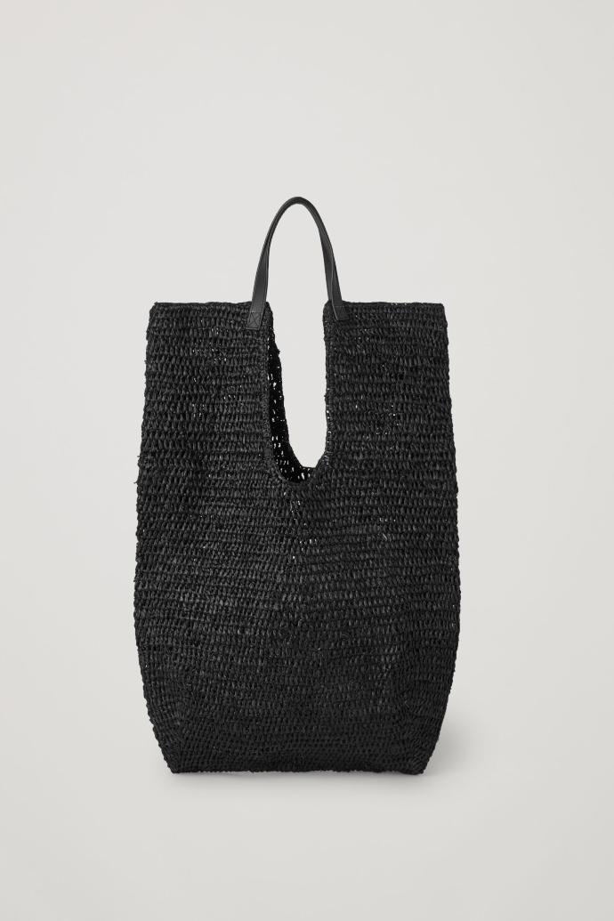 Oversized shopper bag