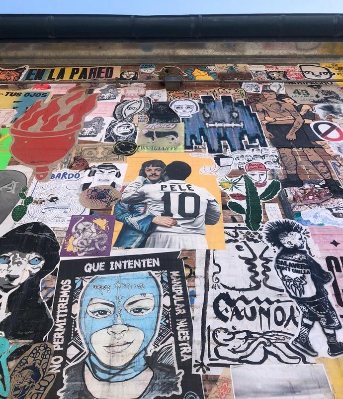 Street art Αργεντινή