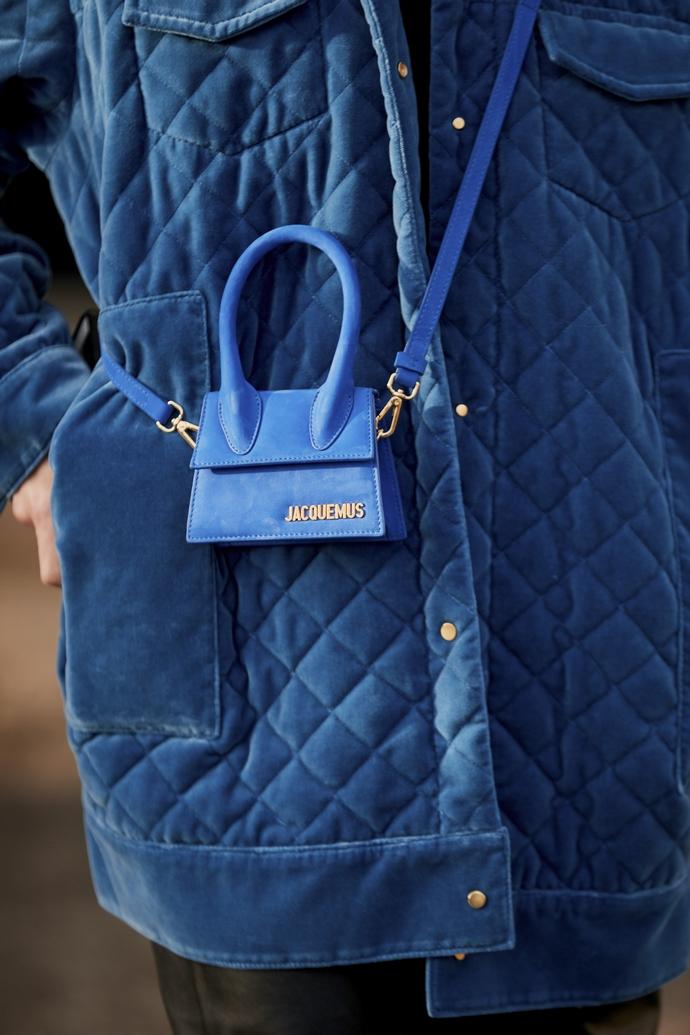 μίνι τσάντα Jacquemus