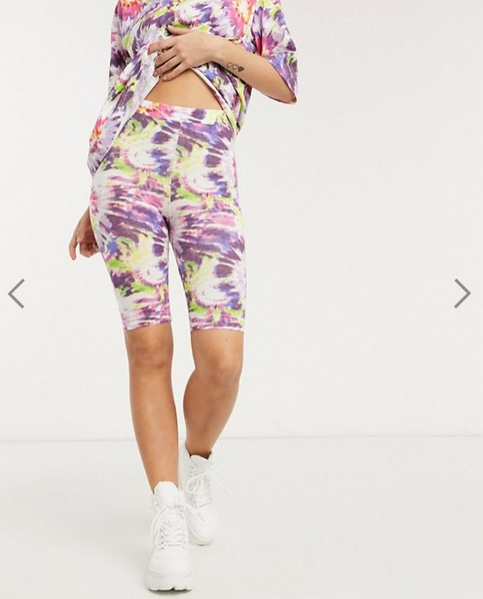 Monki - Short leggings