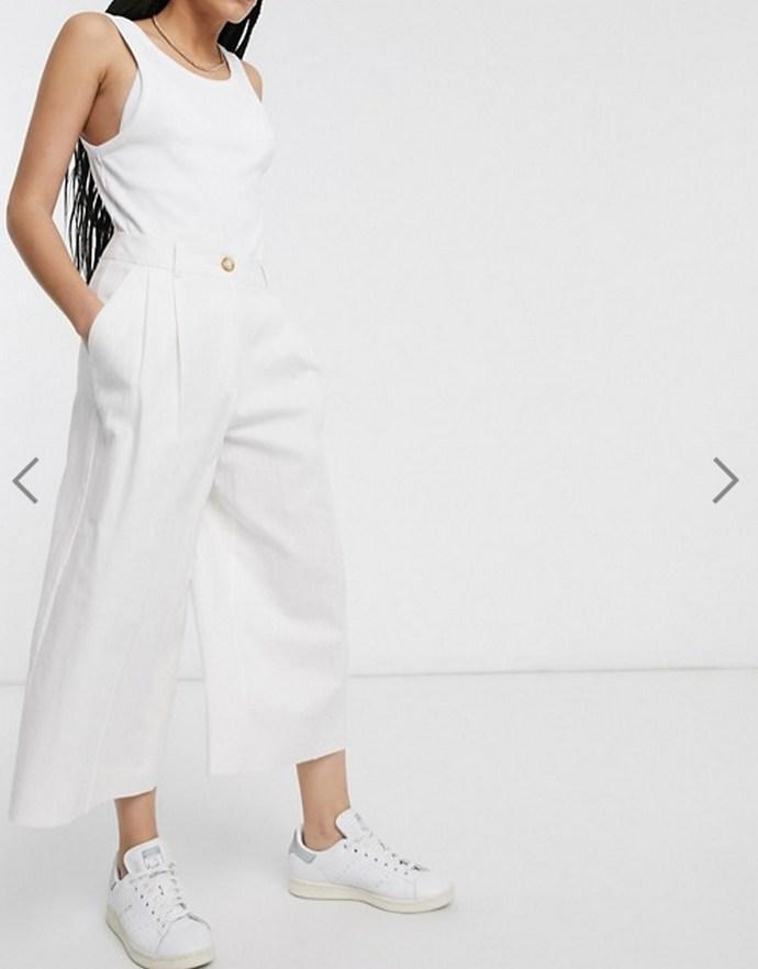 Αθηνά Οικονομάκου culotte παντελόνι