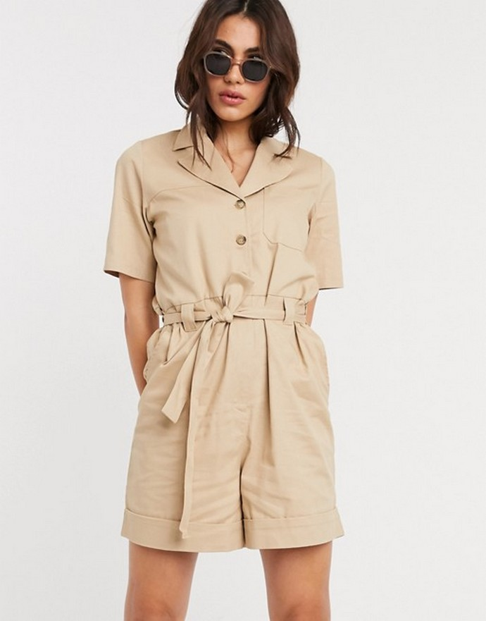 Selected playsuit