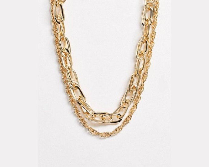 ASOS Design Chunky chain necklace
