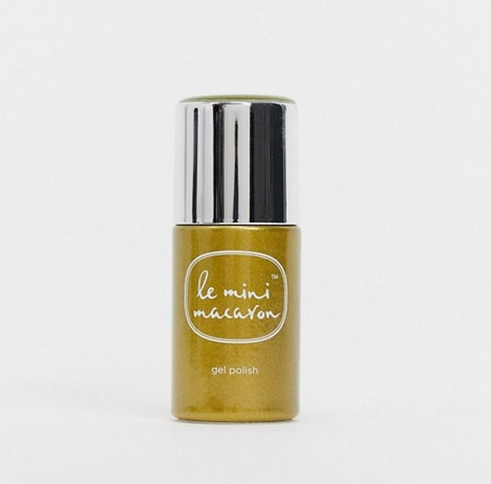 Βερνίκι νυχιών Le Mini Macaron Gel Polish - Golden Glow