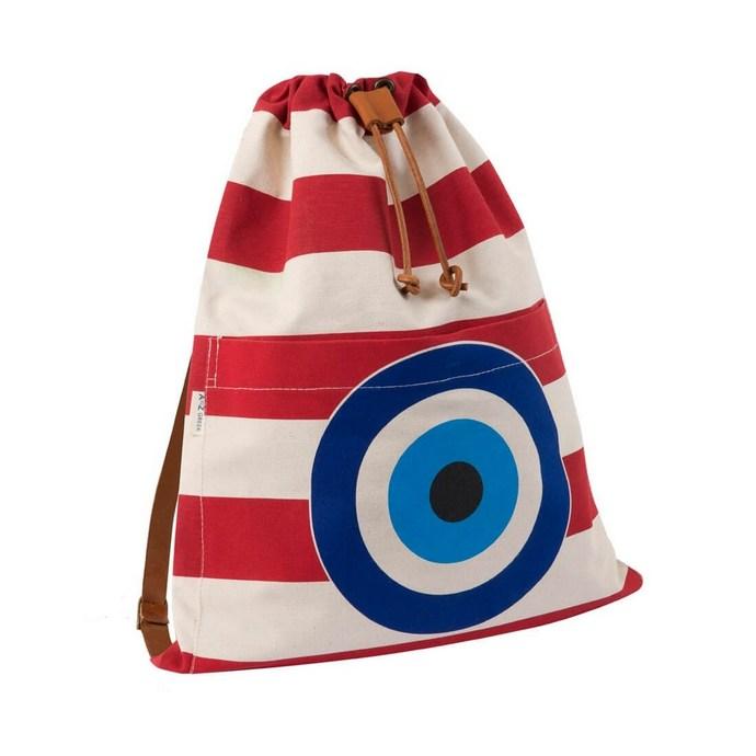 The Evil Eye backpack