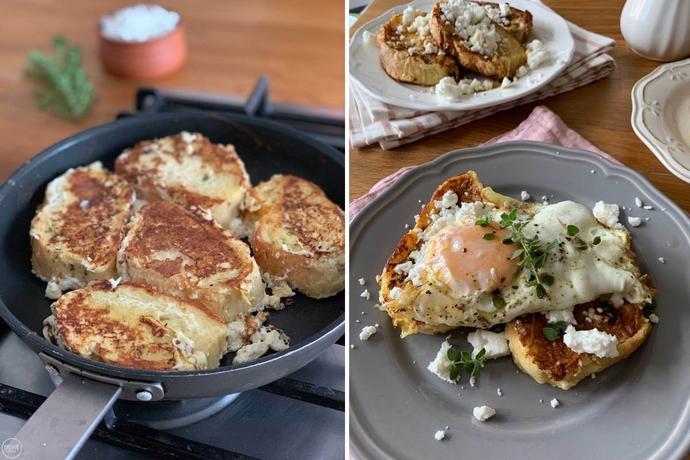 Αυγοφέτες συνταγή