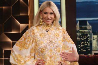 Μαρία Μπακοδήμου: Το paisley φόρεμά της ήταν πολύ καλό και το styling ακόμα καλύτερο