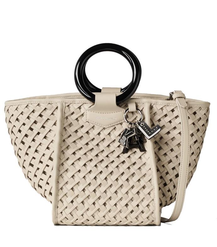 Τσάντα τύπου basket bag