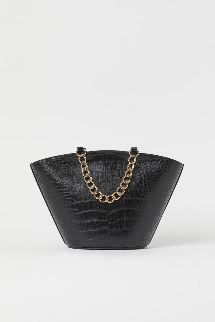 Μίνι shopper bag