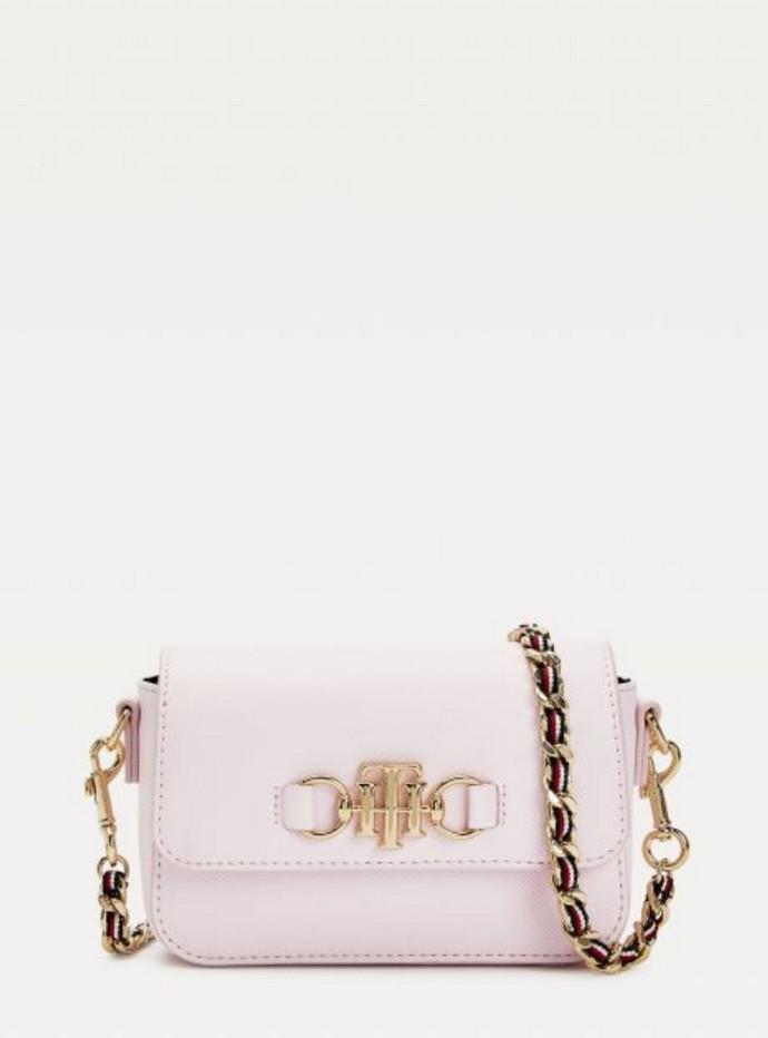 Μίνι τσάντα με αλυσίδα