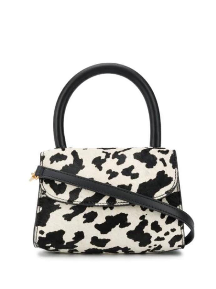 Μίνι τσάντα σε animal print