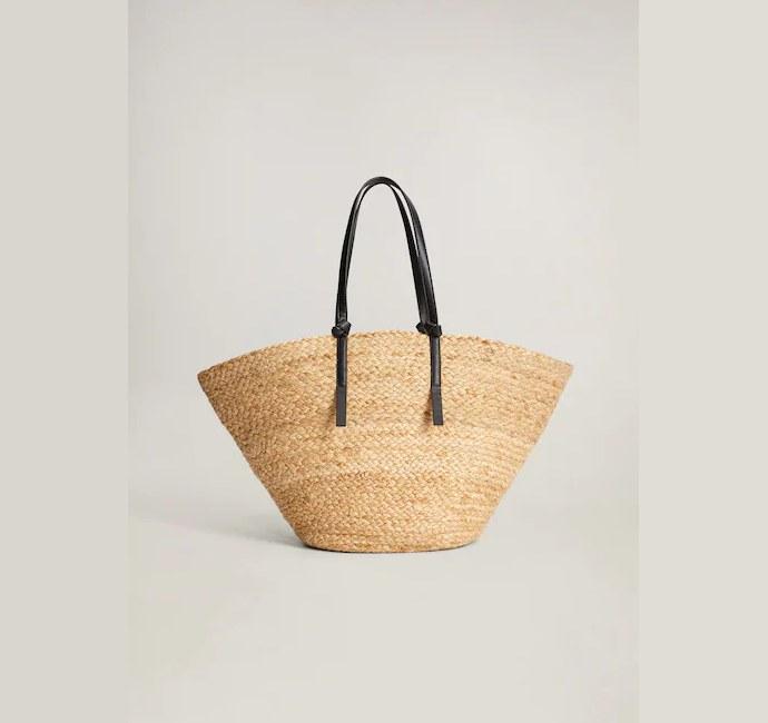 Tσάντα θαλάσσης από λινάτσα
