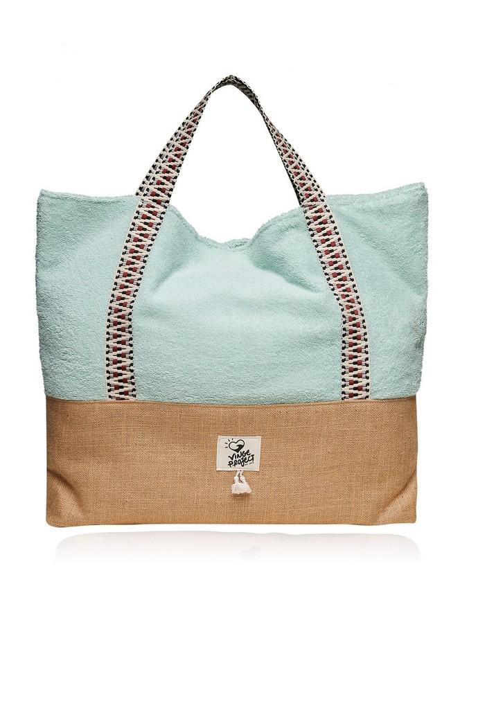 Oversized τσάντα θαλάσσης