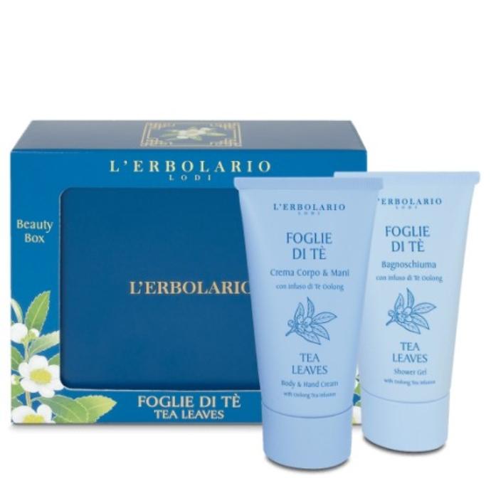 Beauty-Box Foglie di Tè L'Erbolario