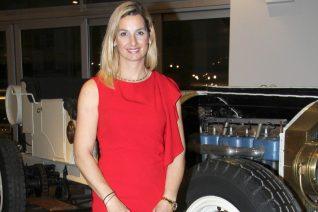 Σοφία Μπεκατώρου: Το πρώτο δημόσιο μήνυμα μετά τις καταγγελίες και το ξέσπασμα του πρώην συζύγου της