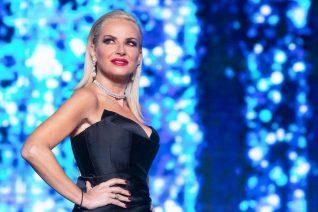 YFSF: Ω, Μαρία Μπεκατώρου πόσο σου πάει το μαύρο jumpsuit του Vassilis Zoulias