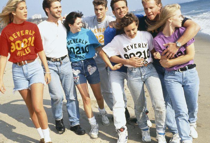 Beverly Hills 90210 Χτυποκάρδια στο Μπέβερλι Χιλς