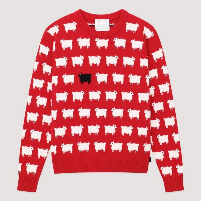 Black sheep πουλόβερ