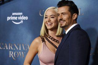 O Orlando Bloom μοιράστηκε αδημοσίευτες φωτογραφίες της Katy Perry